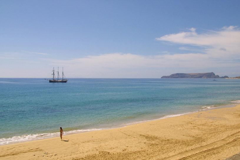 Porto Santo Beach, fot. Madeira Islands Tourism /materiały prasowe