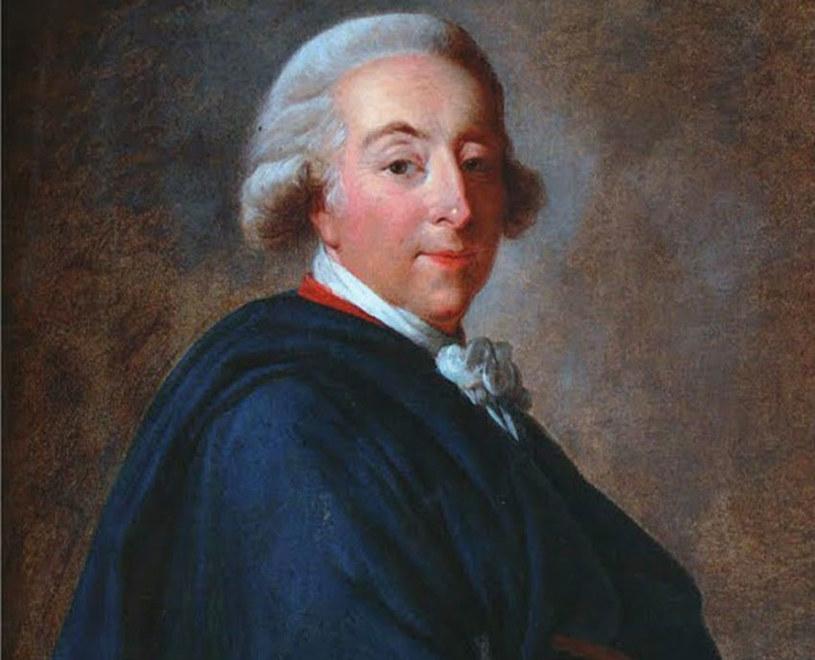 Portret Adama Kazimierza Czartoryskiego z 1793 roku Élisabeth Vigée-Lebrun /Wikimedia
