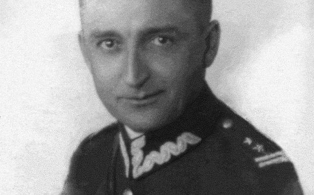 "Portret gen. Augusta Emila Fieldorfa ""Nila"" w mundurze podpulkownika, 1935 /East News"