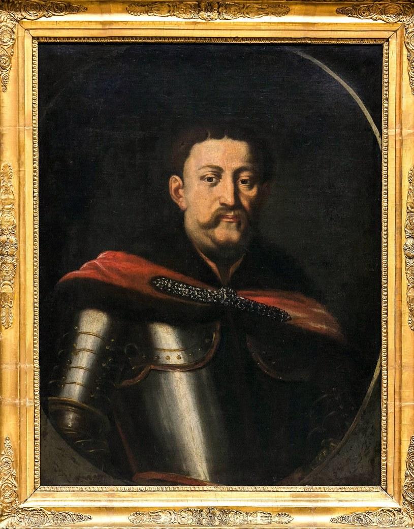 Portret Jana III Sobieskiego, zbiory Muzeum Zamku Lubelskiego /Tomasz RYTYCH /East News
