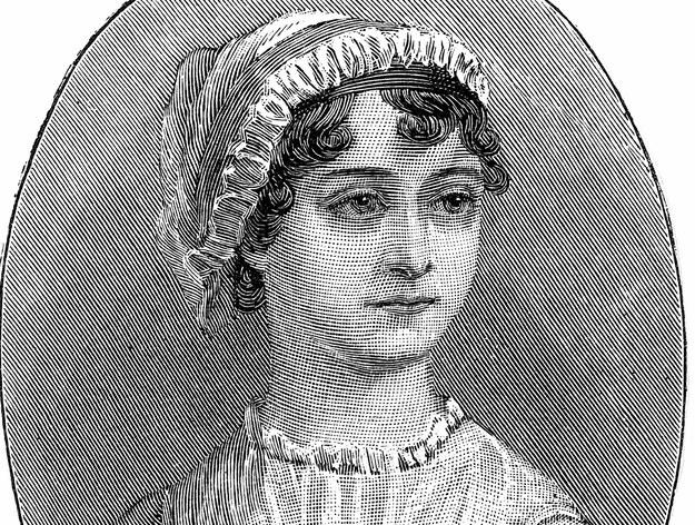 Portret Jane Austen (Zdj. archiwalne) /DPA/reprodukcja /PAP/EPA