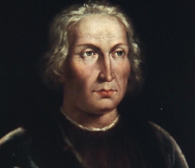 Portret Krzysztofa Kolumba w muzeum w Madrycie /AFP