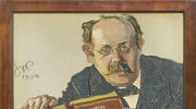 """""""Portret Leona Sternbacha"""" Stanisław Wyspiański"""