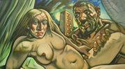 Portret Madonny i Guya sprzedany