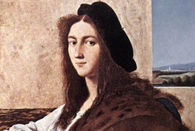 """""""Portret młodzieńca"""" namalowany prawdopodobnie przez Rafaela Santi /Ministerstwo Kultury i Dziedzictwa Narodowego"""