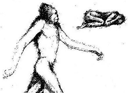 Portret pamięciowy ałmasów sporządzony na podstawie relacji świadków /MWMedia