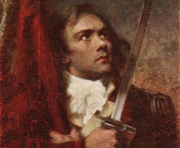 Portret Tadeusza Kościuszki, mal. Jana Styki /East News
