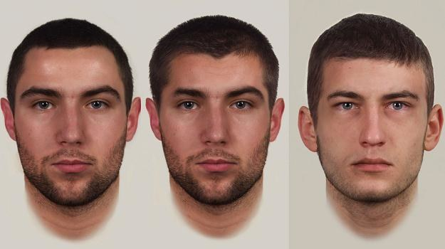 Portrety pamięciowe podejrzewanych o kradzież /Policja