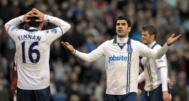 Portsmouth może powoli żegnać się z Premier League /AFP