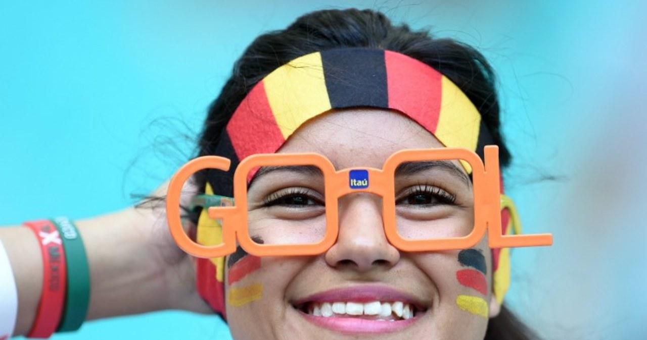 Portugalczycy i Niemcy na trybunach. Było kolorowo!