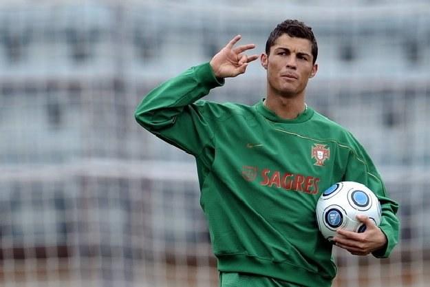 Portugalczycy trafili do grupy G /AFP