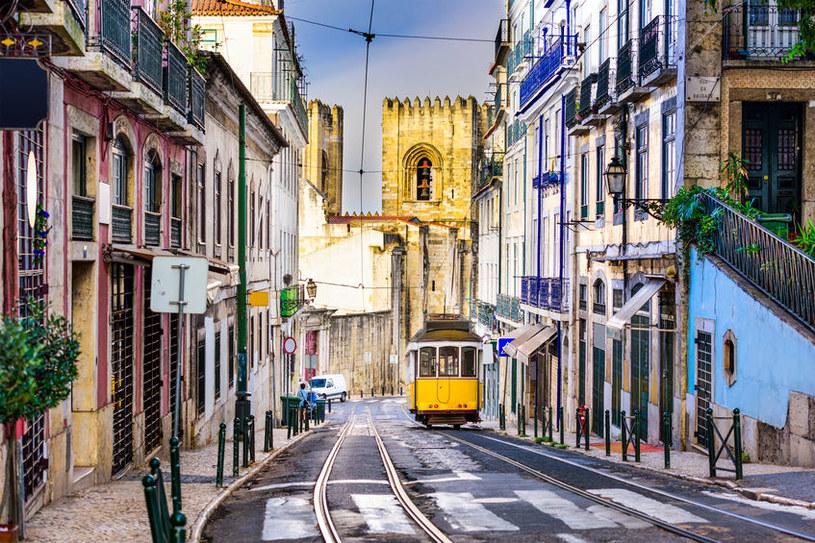 Portugalia liczy straty w turystyce. Na zdj. Lizbona /123RF/PICSEL