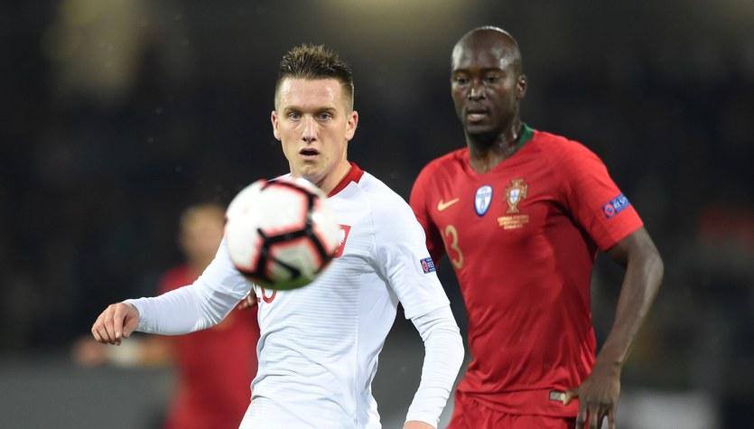 Portugalia – Polska 1-1 w Lidze Narodów