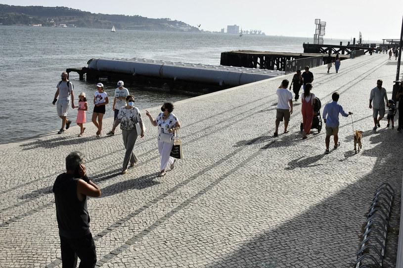 Portugalia w czasie pandemii koronawirusa, zdj. ilustracyjne /Jorge Mantilla/NurPhoto /Getty Images