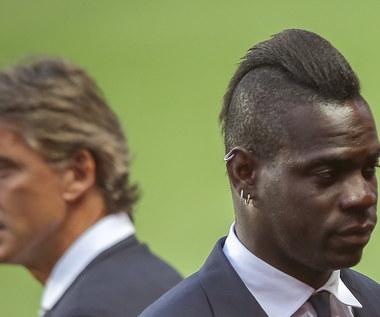Portugalia - Włochy. Mario Balotelli nie znalazł się w kadrze meczowej