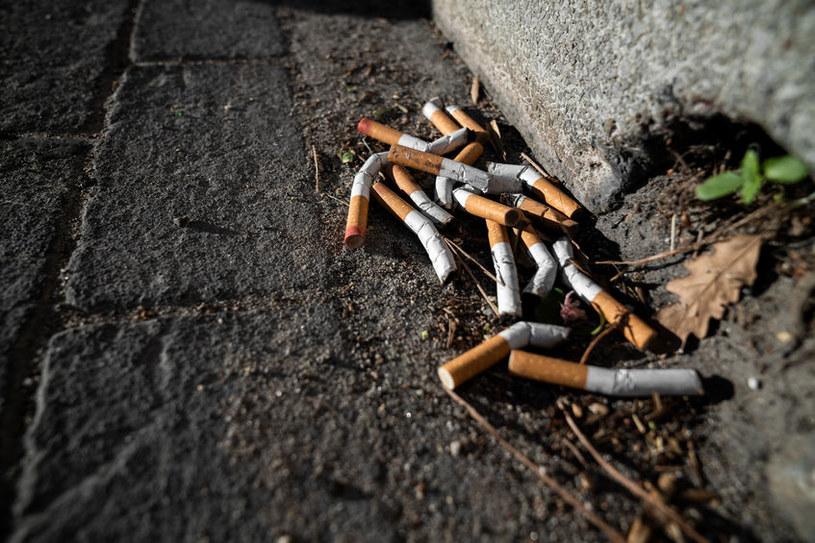 Portugalia: Wprowadzono kary za wyrzucanie niedopałków na ulicę /©123RF/PICSEL