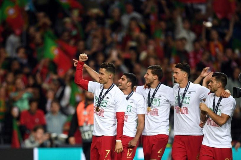 Portugalia wygrała pierwszą Ligę Narodów /AFP