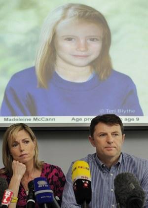 Portugalia wznawia śledztwo ws. zaginięcia Madaleine McCann / FACUNDO ARRIZABALAGA /PAP/EPA