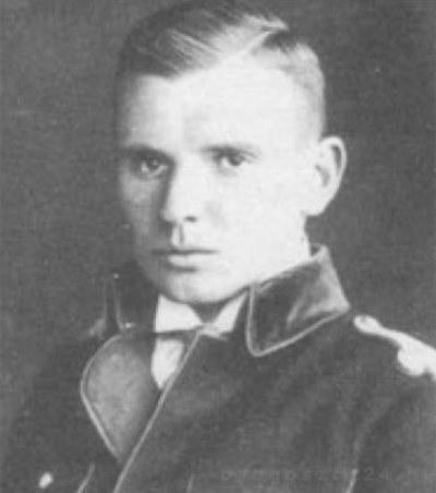 Porucznik Mieczysław Garsztka /materiały prasowe