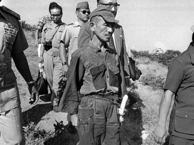 Porucznik Onoda poddaje się po 30 latach walki partyzanckiej /Wikimedia Commons /materiały prasowe