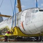 """Porwana 40 lat temu maszyna Lufthansy """"Landshut"""" powróciła do Niemiec"""
