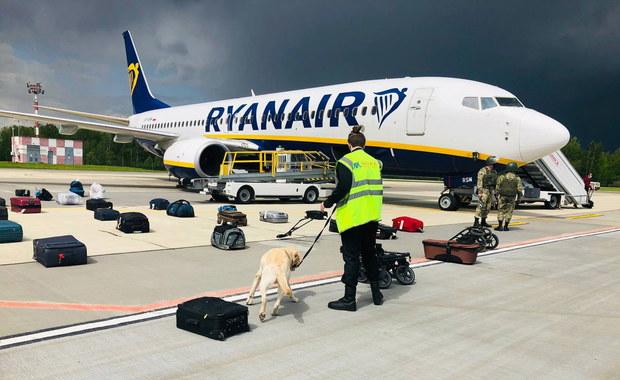 Porwanie samolotu Ryanair. Morawiecki proponuje wstrzymanie lotów UE-Białoruś
