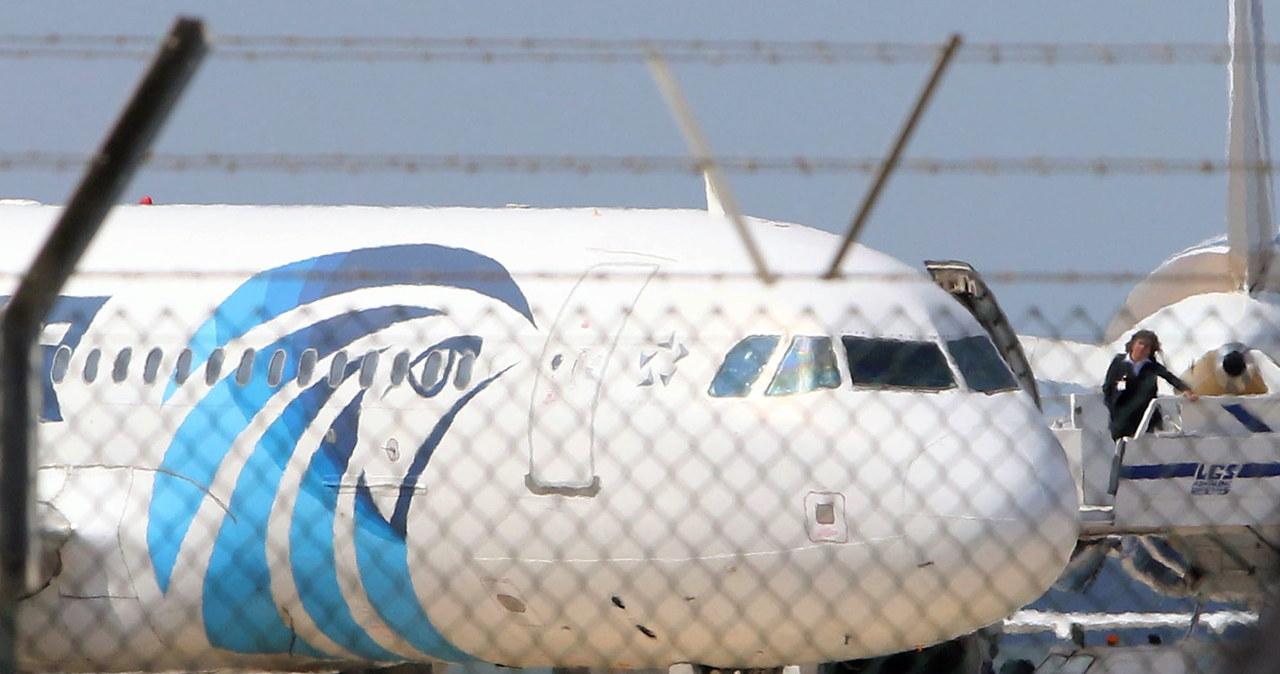 Porwano egipski samolot pasażerski