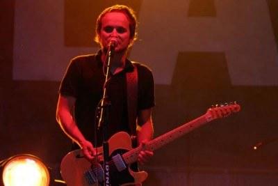 Porządna dawka rocka to wizytówka Myslovitz /INTERIA.PL