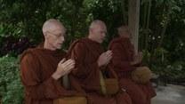 Porzucają wygodne życie, by przywdziać szaty mnichów!