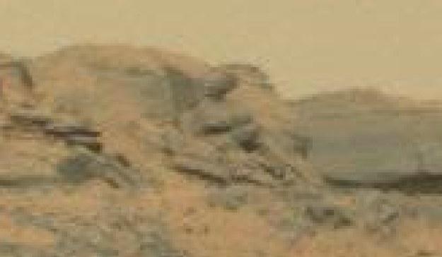 """Posąg"" /NASA"