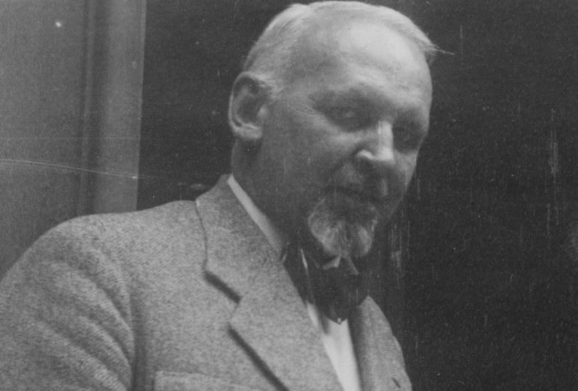 Poseł Aleksander Ładoś. Zdjęcie z 1940 roku /Z archiwum Narodowego Archiwum Cyfrowego