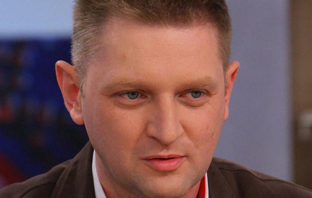 Poseł Andrzej Rozenek jest siostrzeńcem Zbigniewa Tucholskiego /Jarosław Wojtalewicz /East News