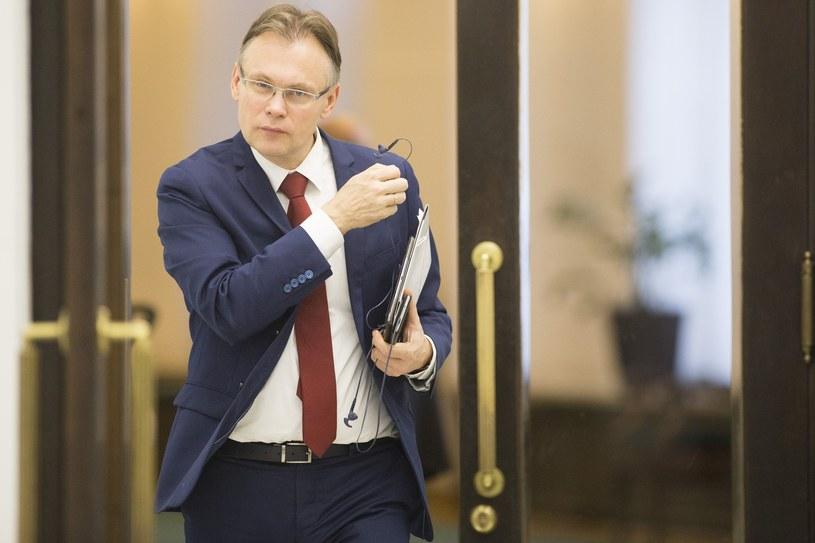 Poseł Arkadiusz Mularczyk /Maciej Luczniewski /Reporter