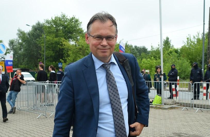 Poseł Arkadiusz Mularczyk /Agencja FORUM