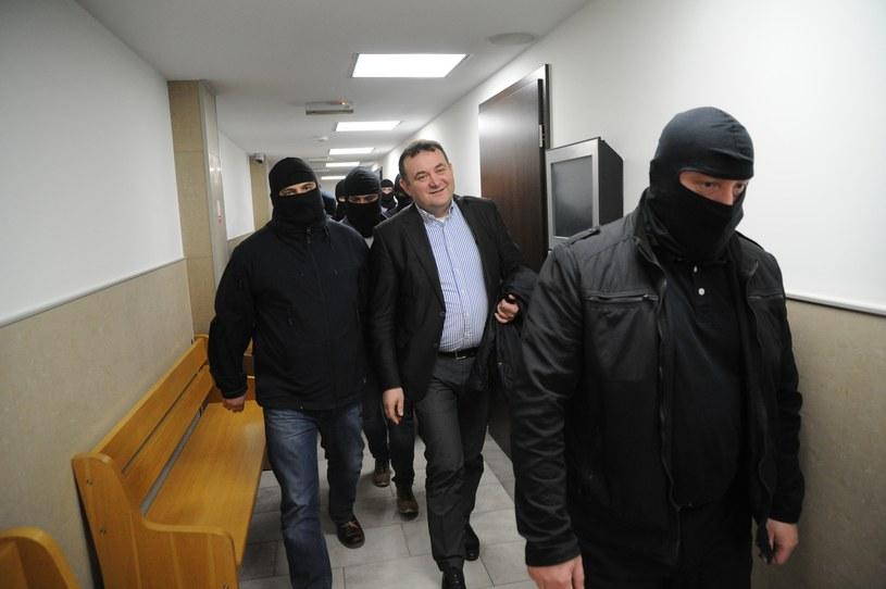 Poseł Gawłowski od połowy kwietnia przebywa w areszcie w związku z pięcioma zarzutami /Agencja SE /East News
