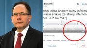 Poseł Jacek Brzezinka zaliczył pornowpadkę!