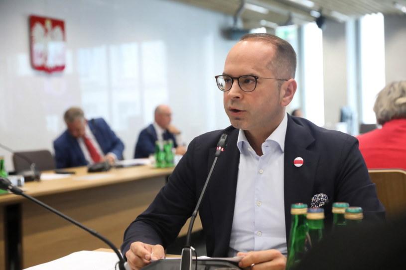 Poseł KO Michał Szczerba / Tomasz Gzell    /PAP