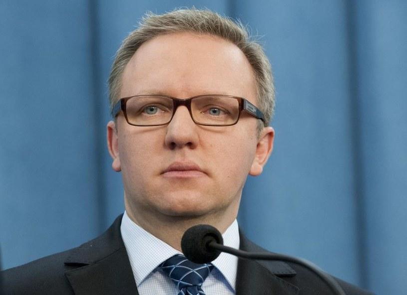 Poseł Krzysztof Szczerski /Krzysztof Jastrzębski /East News