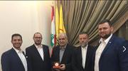 Poseł Kukiz'15 spotkał się z liderem Hezbollahu