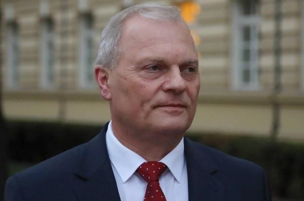 Poseł Lech Kołakowski /Wojciech Olkuśnik /PAP