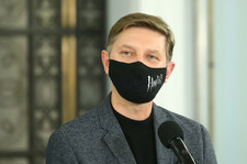 Poseł Lewicy Andrzej Rozenek zakażony koronawirusem