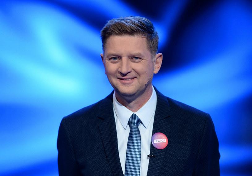 Poseł Lewicy Andrzej Rozenek /Jan Bogacz/TVP /East News