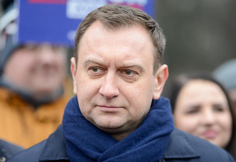 Poseł Lewicy Tomasz Trela /