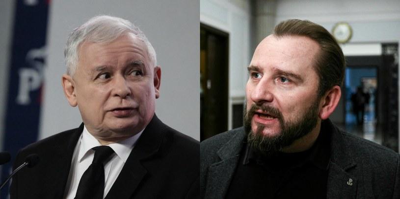 Poseł Liroy miał przekonać do swojego pomysłu nawet Jarosława Kaczyńskiego, fot. Sławomir Kamiński/Adam Stępień /