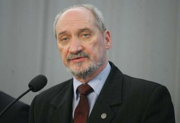 Poseł Macierewicz/ Fot. P. Kowalczuk /Agencja SE/East News