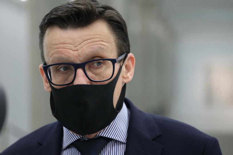 Poseł Marek Ast /Jacek Domiński /Reporter