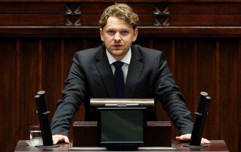 Poseł Marek Opioła /Stanisław Kowalczuk /East News