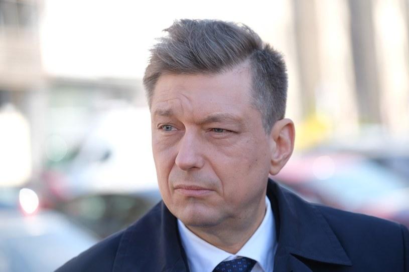 Poseł Mariusz Witczak /Mateusz Grochocki /East News