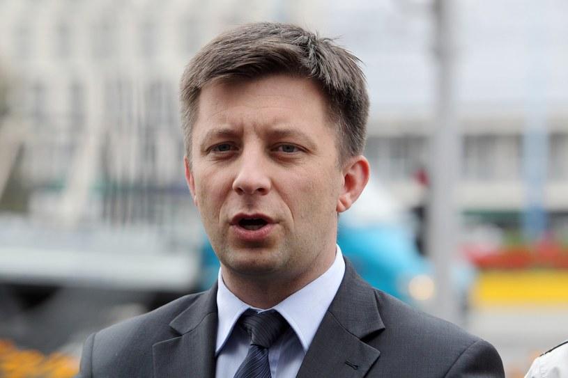 Poseł Michał Dworczyk zajmie się obroną terytorialną? /Jan Kucharzyk /East News
