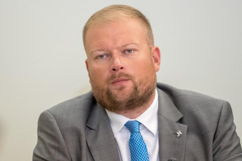 Poseł Nowoczesnej Witold Zembaczyński /Andrzej Iwańczuk /Reporter